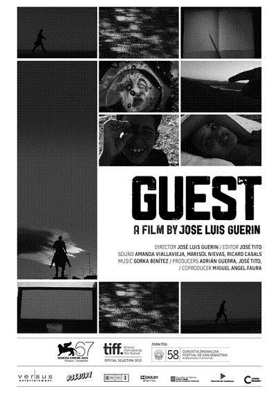"""Por fin se estrena en Barcelona el """"Guest"""" de José Luís Guerín"""