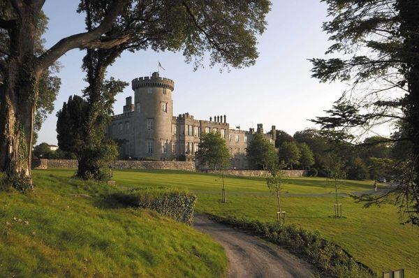 Dromoland castle amenities