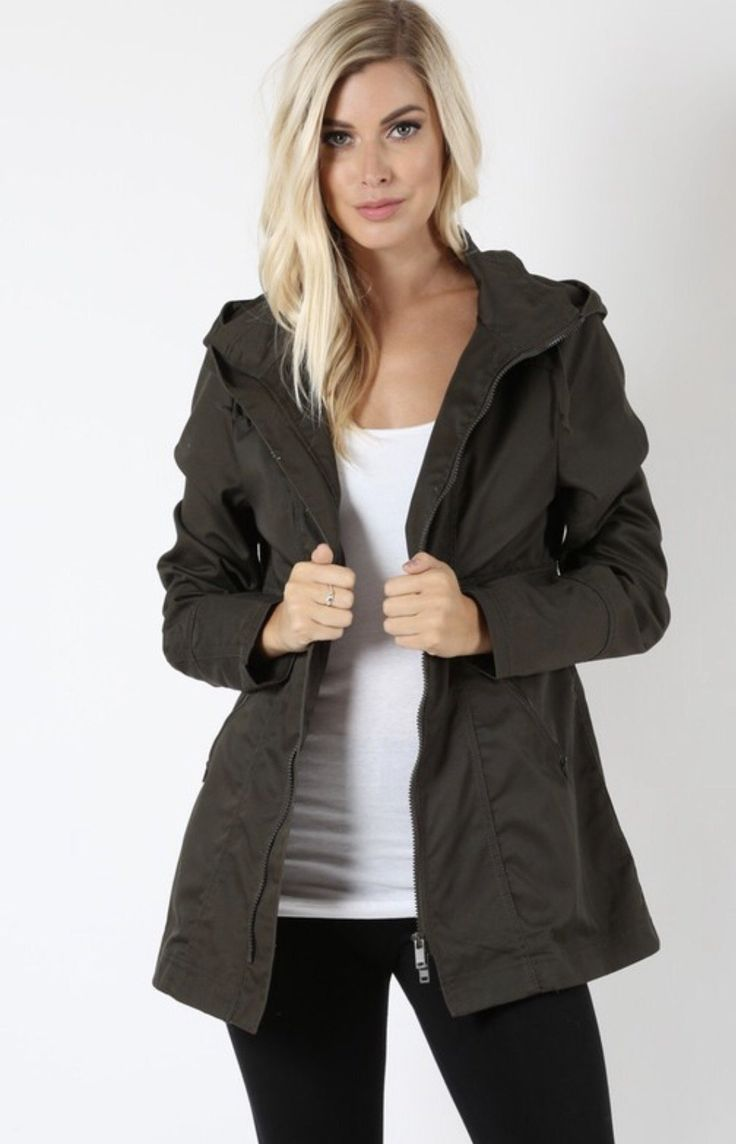 Off white flannel coat   best Outerwear images on Pinterest  Product page Rain jackets