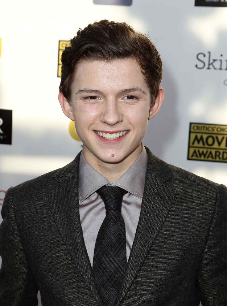 5 Facts About Tom Holland, The Newest (And Youngest) Spider-Man