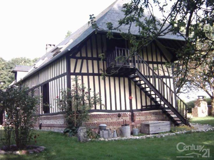 Maison à vendre - 7 pièces - 212 m2 - AUBERVILLE LA CAMPAGNE - 76 - HAUTE-NORMANDIE