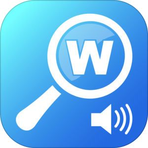 Audio Dictionary - WordWeb International English by WordWeb Software