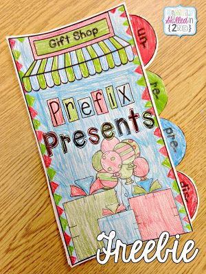 Prefixes, Suffixes and a FREEBIE!http://simplyskilledinsecond.com/2015/05/02/prefixes-suffixes-and-freebie/