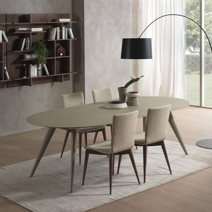 Oltre 25 fantastiche idee su sedie sala da pranzo su for Sedie imbottite grigie
