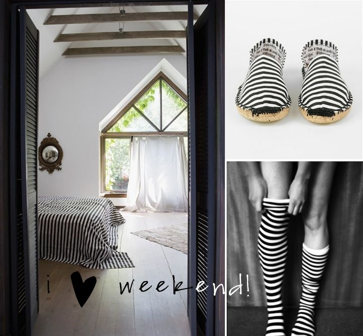 French By Design: i ♥ weekend!