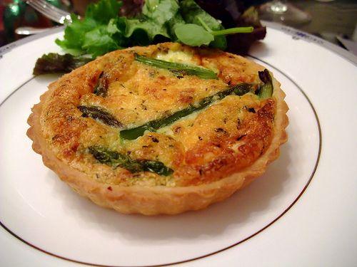 Torta Salata Asparagi e Ricotta Bimby
