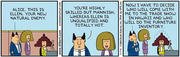 Dilbert Comic Strip on 2006-09-27 | Dilbert by Scott Adams