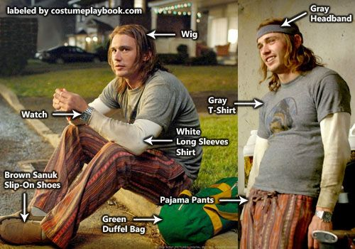 Dress up as the 3 dudes from Pineapple Express! Full costume guide on the Link above