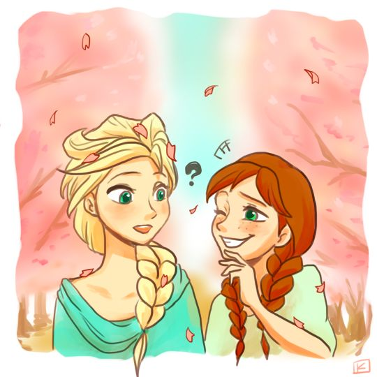 Thank Frozen anna and elsa lesbian cartoon porn