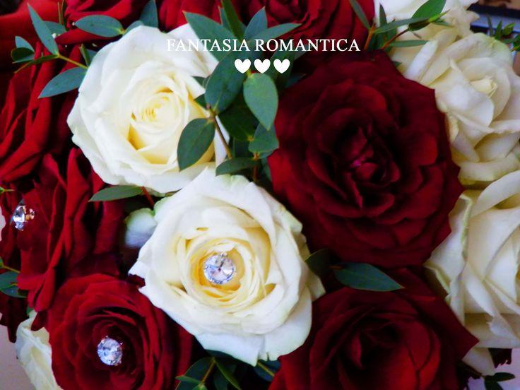 Fantasia Romantica by Francesca Peruzzini for 60 anni di matrimonio Tosca & Emilio - Nozze di diamante ♥  Events in Florence, Italy www.fantasiaromantica.com