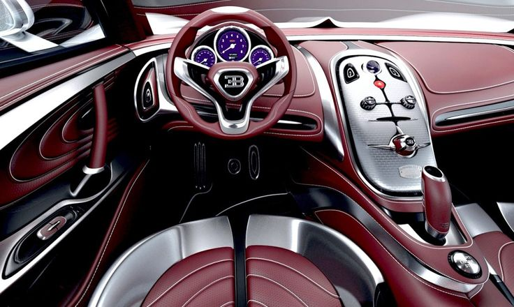 Bugatti 3b Steering Wheel