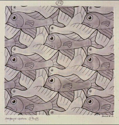 Escher is great.