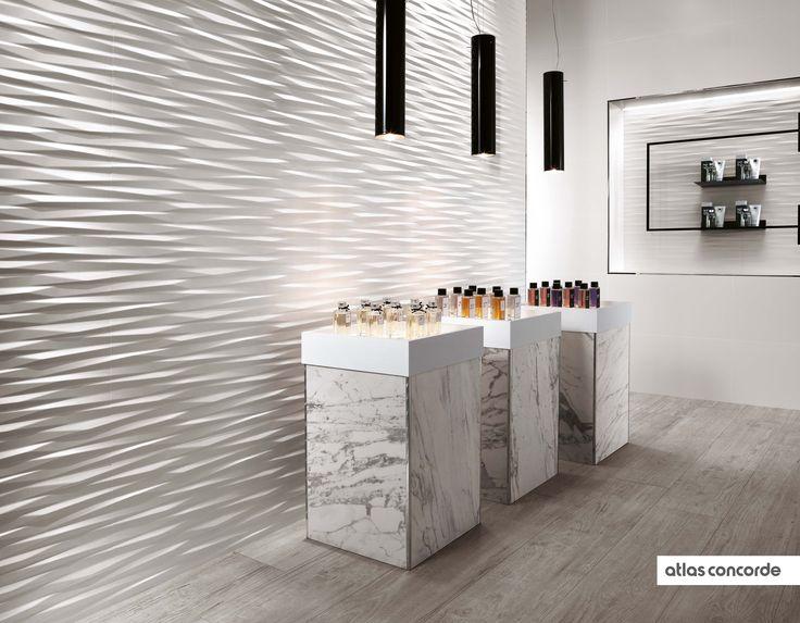 3D WALL DESIGN | Three - Dimensional Ceramic Walls