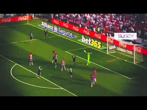 Cristiano Ronaldo Goal ~ Granada vs Real Madrid 0 4 La Liga 2014 01 11 2014