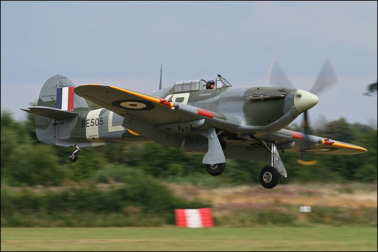 pictures of hawker hurricane