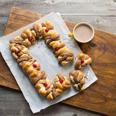 Abuelita Three Kings Bread | Nestlé Recipes | ElMejorNido.com