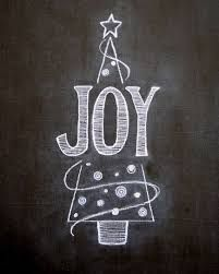Image result for christmas tree chalkboard art