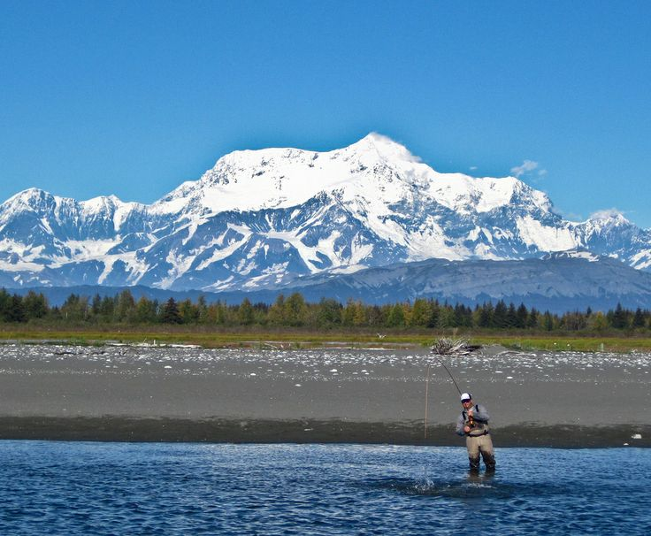 18 best alaska fishing lodge images on pinterest alaska for Alaska fishing camps