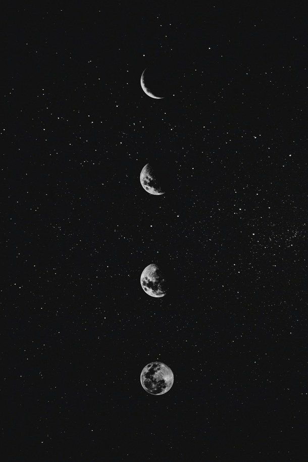Iphone Wallpapers – Under The Same Stars And Moon