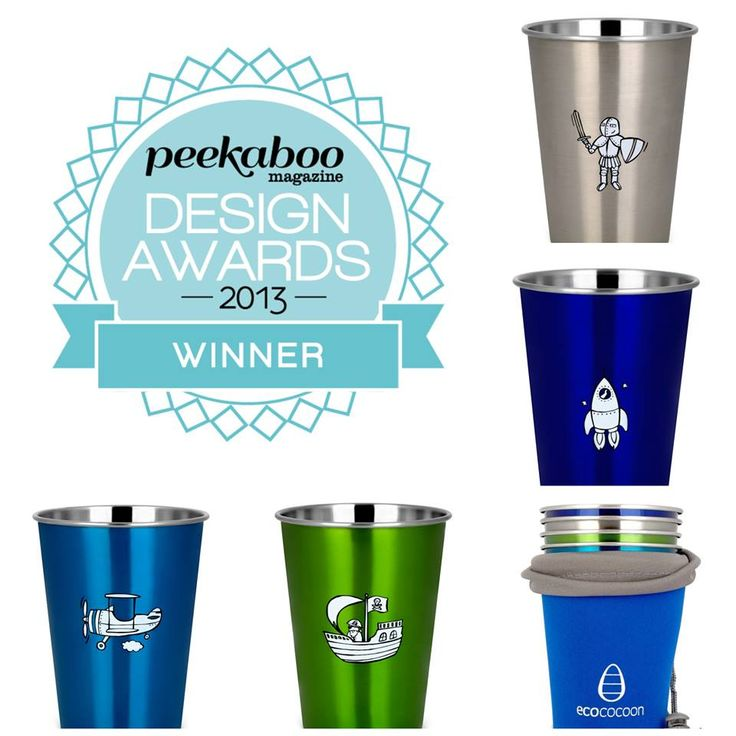 We were thrilled to win the Peekaboo Design Awards in 2013 for best travel product!