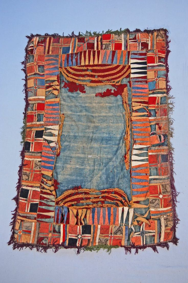 saddle-cloth, Tibet