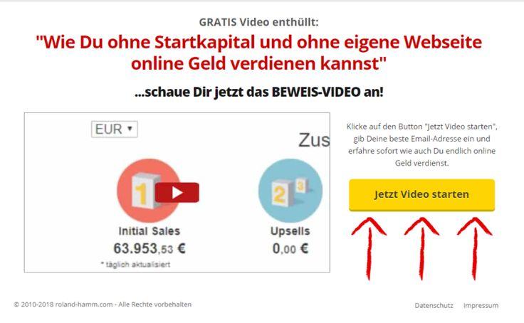 Geld verdienen mit Online-Geschäften von wo sie wollen 24 ...