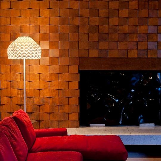 Tatou F: Discover the Flos standard lamp model Tatou F
