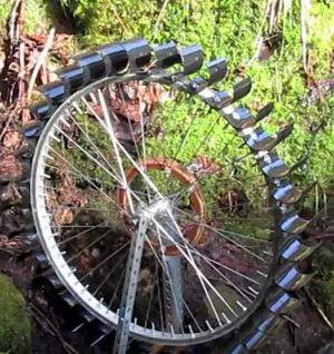 self made water turbine