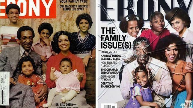 La influyente revista «Ebony» plantea si los supuestos abusos sexuales del actor tiran por la borda el legado de «La hora de Bill Cosby»