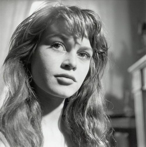 Brigitte Bardot, 1950s  viafuckyeahbardot