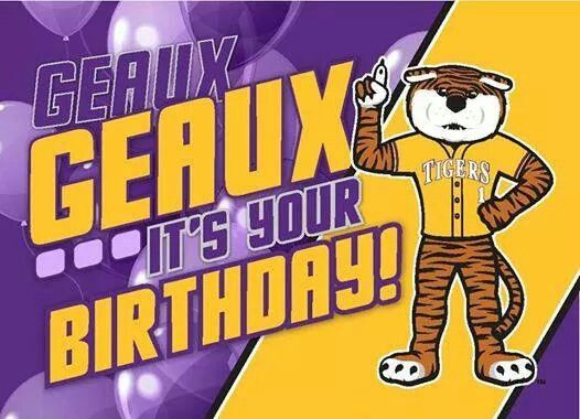 Pictures Of Lsu Birthday Cakes