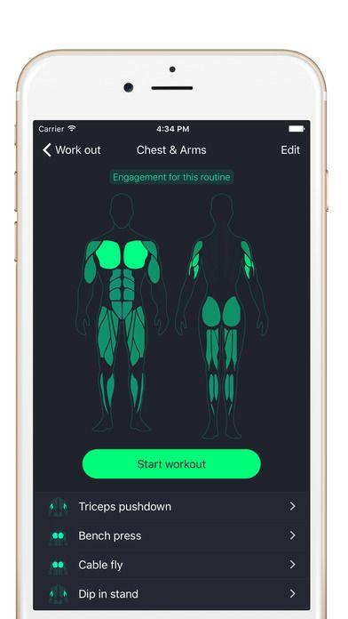 Sidekick – Workout log & Fitness tracker on the App Store | @giftryapp