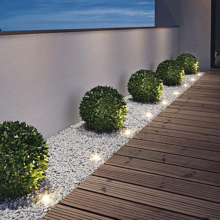 oltre 25 fantastiche idee su giardino di ghiaia su pinterest ... - Piccolo Giardino Con Ghiaia