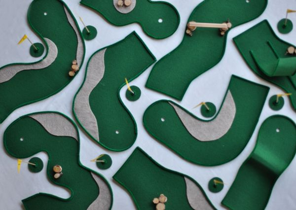 So Adorb, Tabletop Mini Golf | Oh Happy Day!