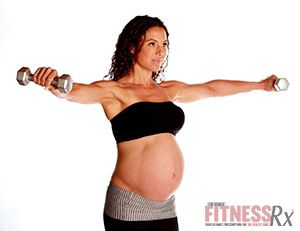 Pregnancy Fit Tips and Workout - How to stay healthy and active