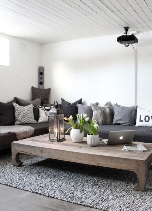 We love this styling! - head instore to re create this look with our wide range of cushions!