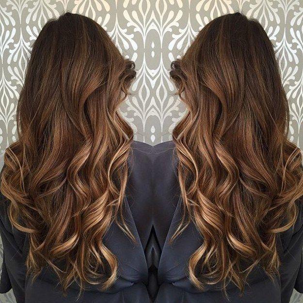 No mientas, añoras tener una cabellera así: | 16 Razones por las que querrás teñirte el cabello al estilo #TortoiseHair
