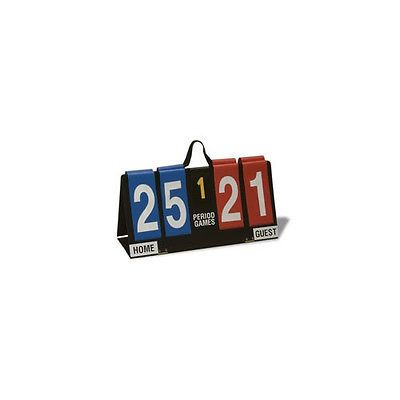 Other Basketball 2023: Volleyball Score Flipper With Handle BUY IT NOW ONLY: $42.0