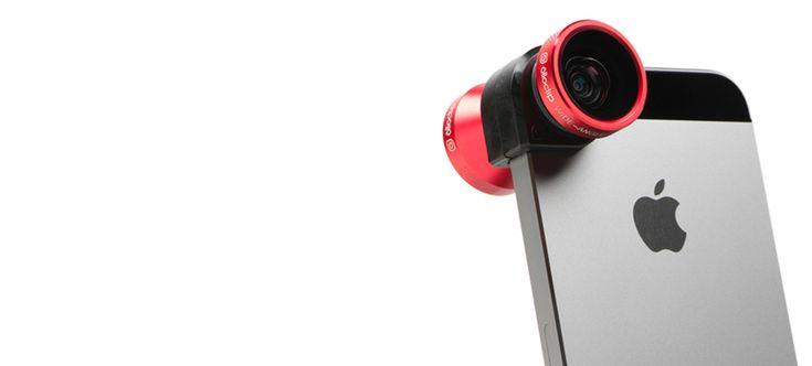 olloclip 4-in-1 iPhone Lens, $70