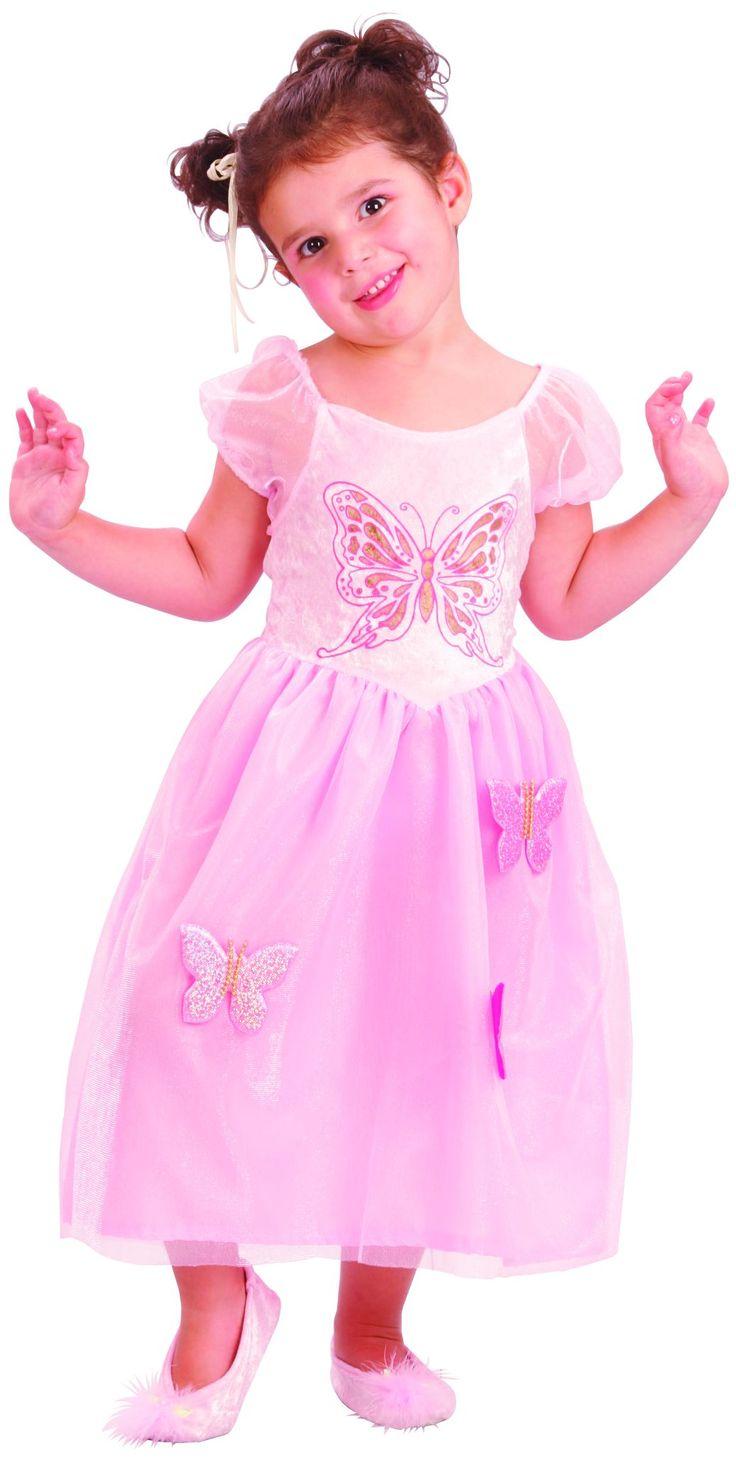 disfraz de princesa mariposa para nia