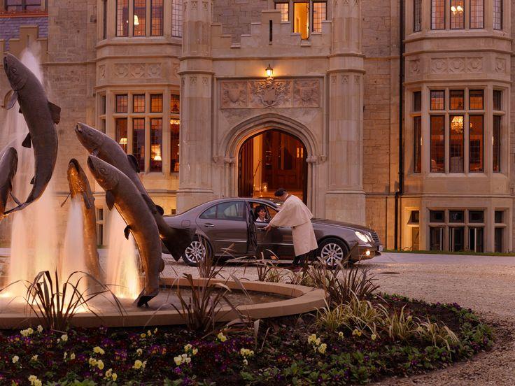 Donegal Hotels | 5-Star Ireland Hotel Management | Lough Eske Castle