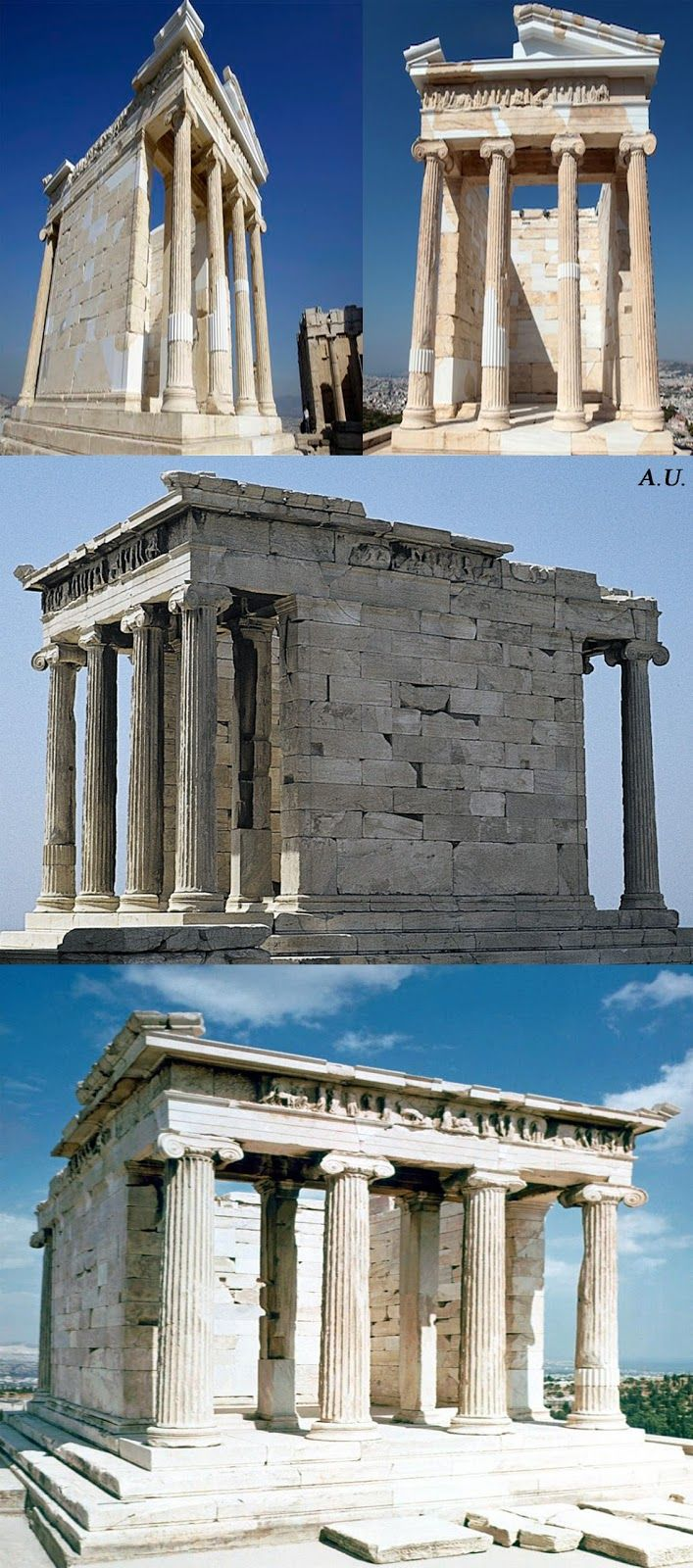 Athena Parthenos Temple | www.imgkid.com - The Image Kid ...
