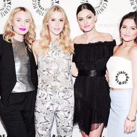 The originals girls • The originals cast at playfest 2014 • I'm going to start…