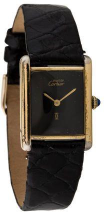 Cartier Must de Cartier Watch  https://api.shopstyle.com/action/apiVisitRetailer?id=601797953&pid=uid2500-37484350-28