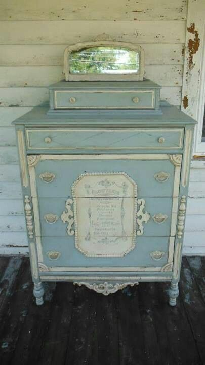492 Best How To Shabby Chic Furniture Images On Pinterest