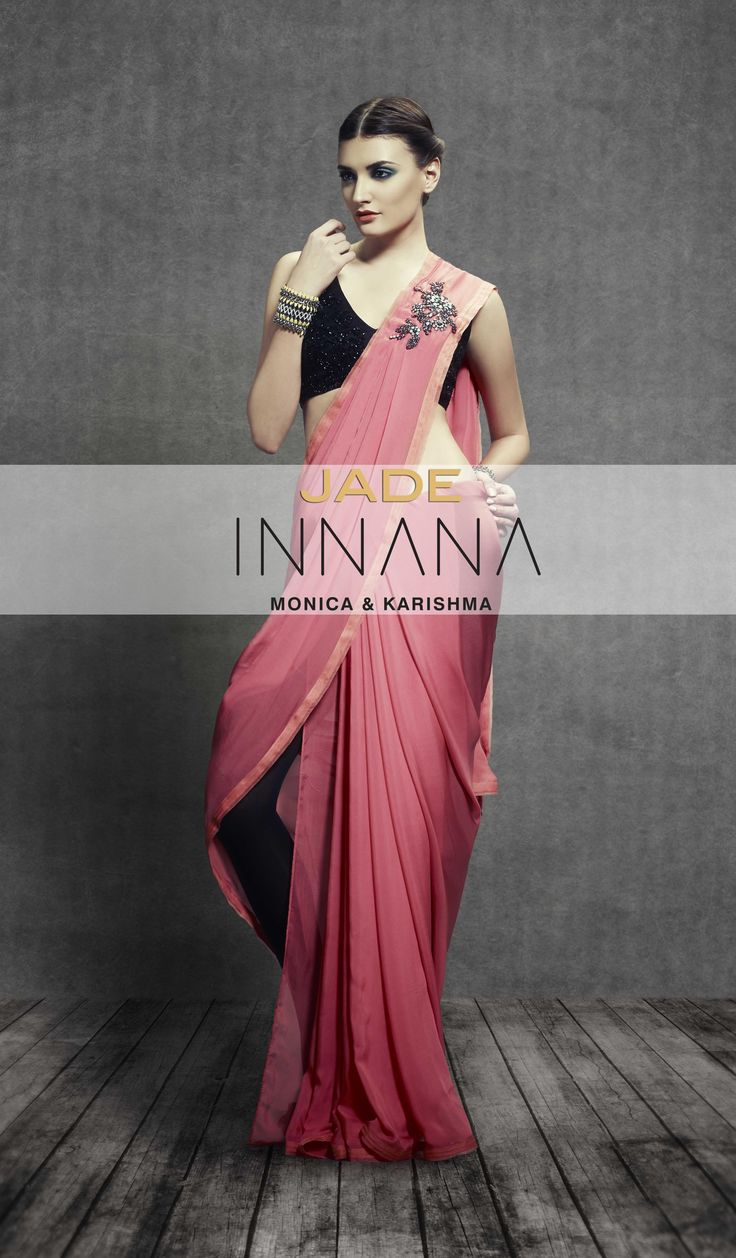 78 Best Modern Saree Images On Pinterest Indian Clothes