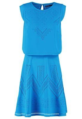 Blue dress zalando usa