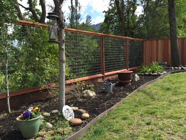 7 Uplifting Fencing Ideas Shetland Pony Ideas Hog Wire Fence