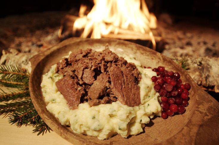 Reindeer Cafe Restaurant Sirmakko | Santa Claus Village