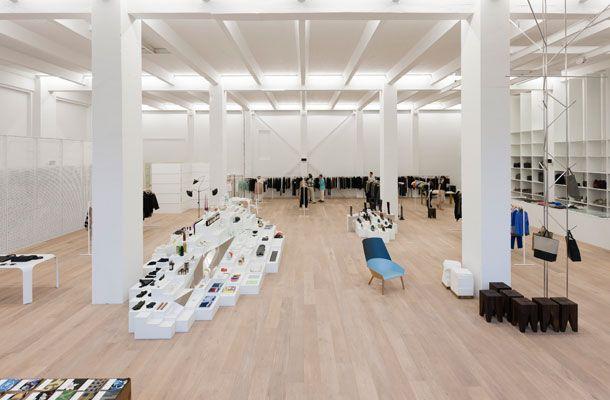 andreas murkudis in berlin places spaces pinterest. Black Bedroom Furniture Sets. Home Design Ideas